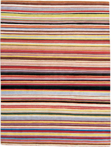 striped rugs paul smith for the rug company RRHFSBE