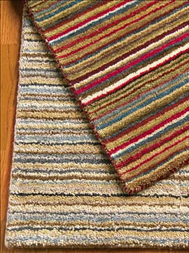 striped rugs ... striped tufted wool rugs ... MOKTGIR