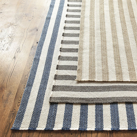 striped rugs vineyard stripe rug from ballard design: i tend to prefer a wide stripe JJQBSAC