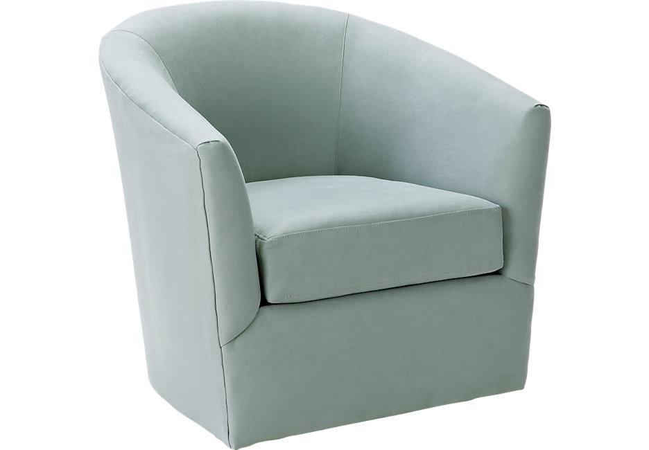 swivel chairs brynn hydra swivel chair - chairs (blue) UMKRWCM