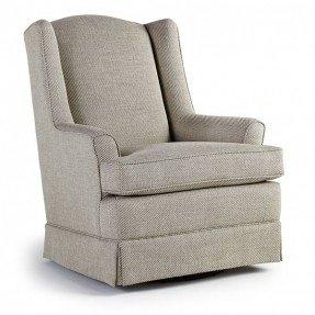 swivel chairs for living room chairs | swivel glide | natasha | best home furnishings QHHUBOX