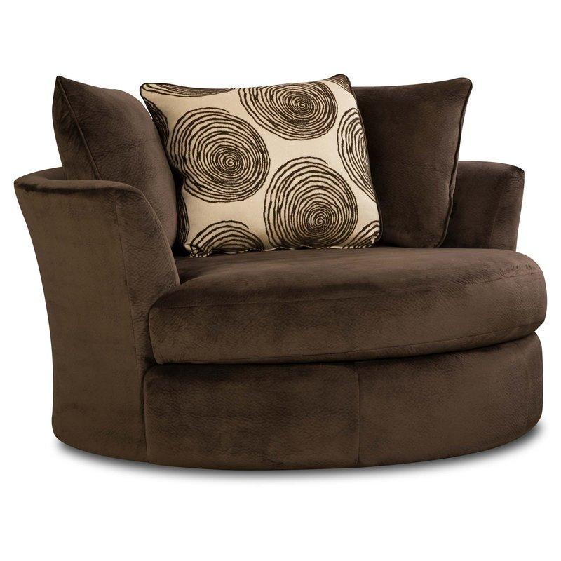 swivel chairs for living room swivel chairs youu0027ll love | wayfair VBSEEHN