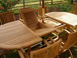 teak furniture KNETCLJ