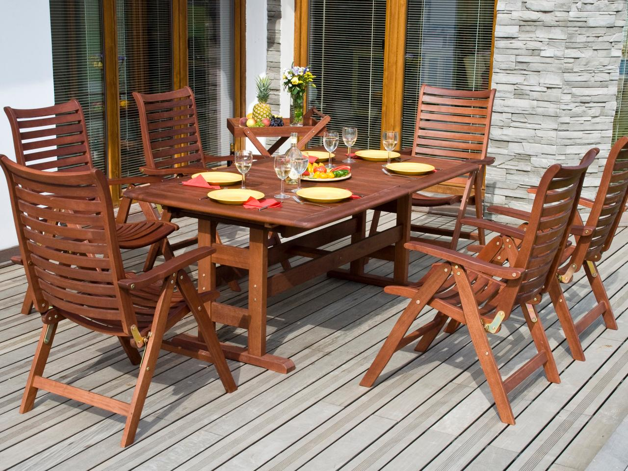 teak garden furniture teak patio furniture UGIAWYQ