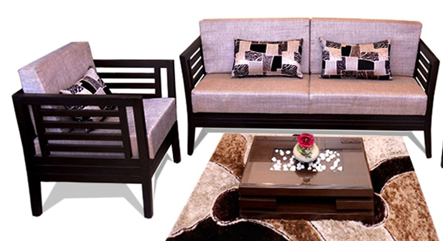 teak wood sofa set du0027or ICSYZBU