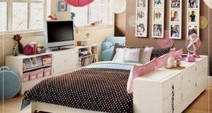 teen girls bedroom ideas minimalist closet storage bed: cool bedroom ideas for teenage girls. JWRPOMZ