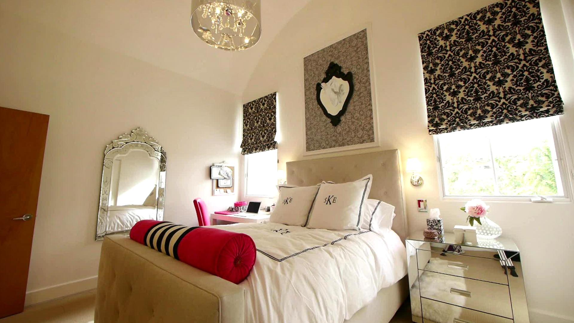 teen girls bedroom ideas teen bedrooms - ideas for decorating teen rooms | hgtv UIIIHVI