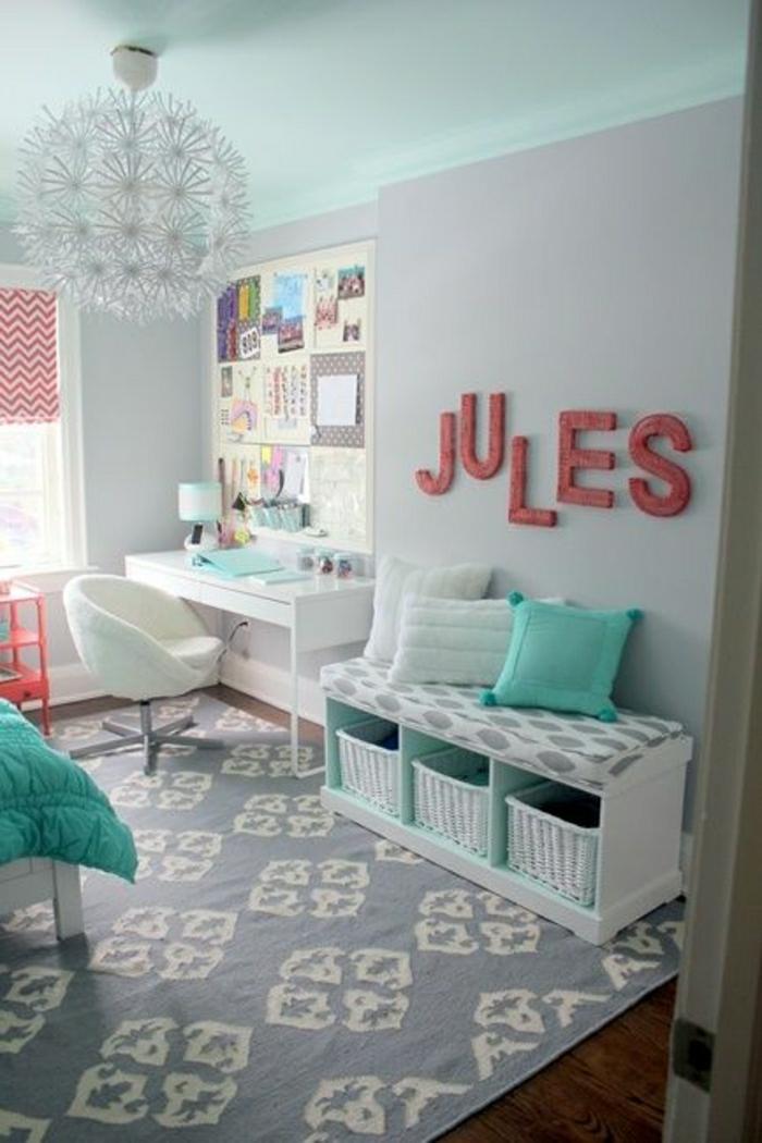 teenage girls bedrooms 9. coordinate colors TVMWLTO