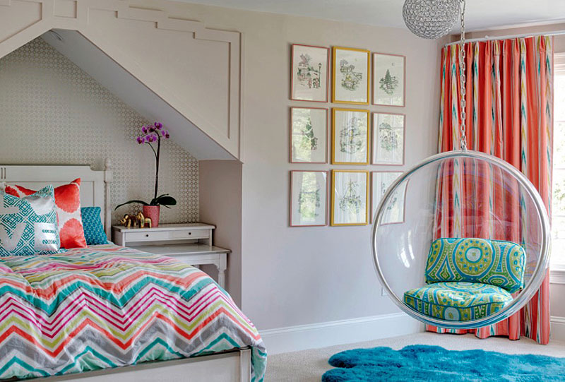 Teenage girls bedroom- special to every girl