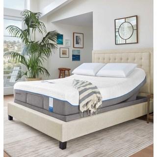 tempurcloud supreme 11.5-inch king-size up adjustable mattress set FPRXKLA