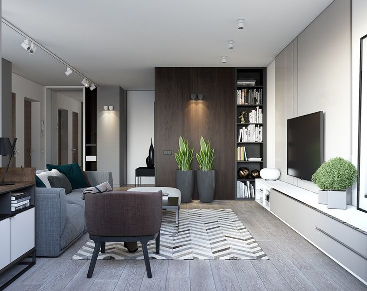 the best arrangement to make your small home interior design looks spacious KSQCCTC