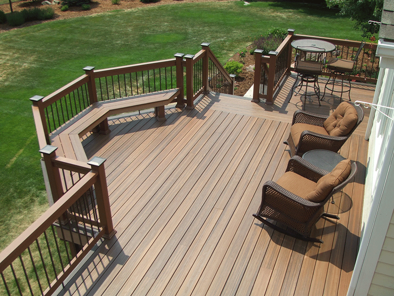 the best tips for deck designs to create a splendid deck - decorifusta YTIVTME