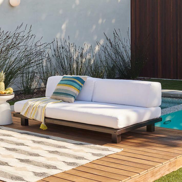 tillary® outdoor sofa | west elm WRATBMI