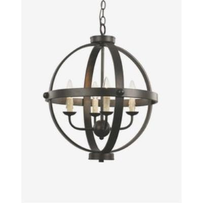 trans globe lighting - 70594 rob - old world sphere - four light VYCPJAO