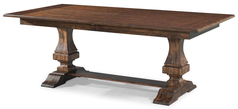 trishau0027s trestle table - trisha yearwood ... TOAQGBQ