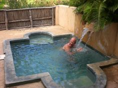 tropical garden plunge pool bar - google search FFCAEST