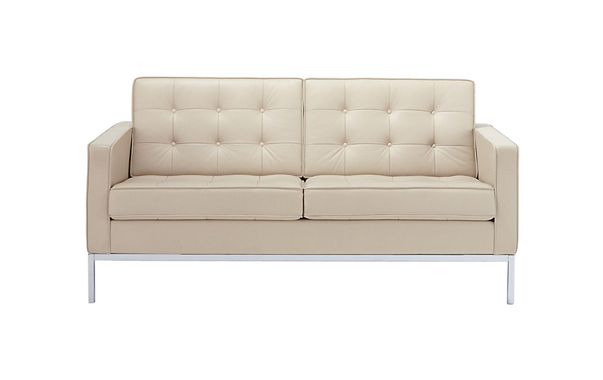 Two Seater Sofa for Accentuating Small Spaces at Home