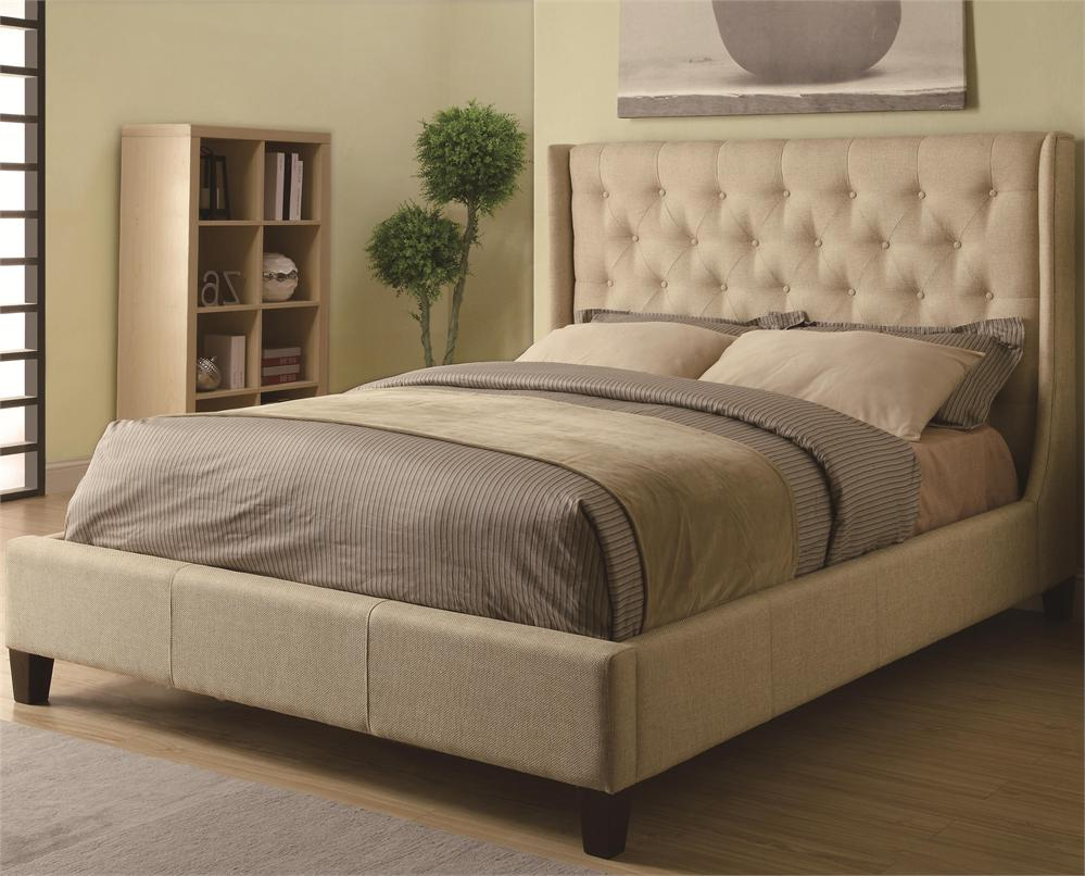 upholstered beds betty upholstered bed QFUNLBN