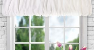 valance curtains casarina 60 SJXWGWK