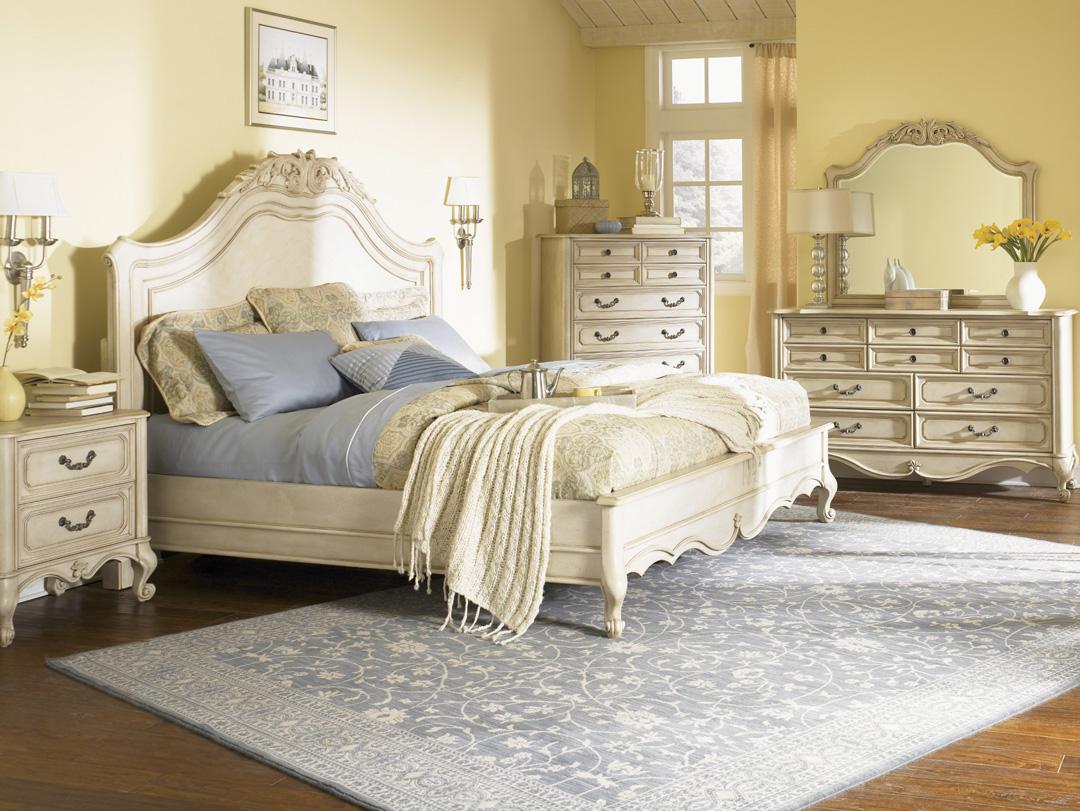 vintage bedroom furniture ... bedroom decor vintage antique bedroom furniture with cream colors ... EXXWNYH