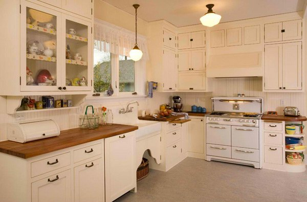 Vintage Kitchen – A Graceful Setting of Your Kitchen