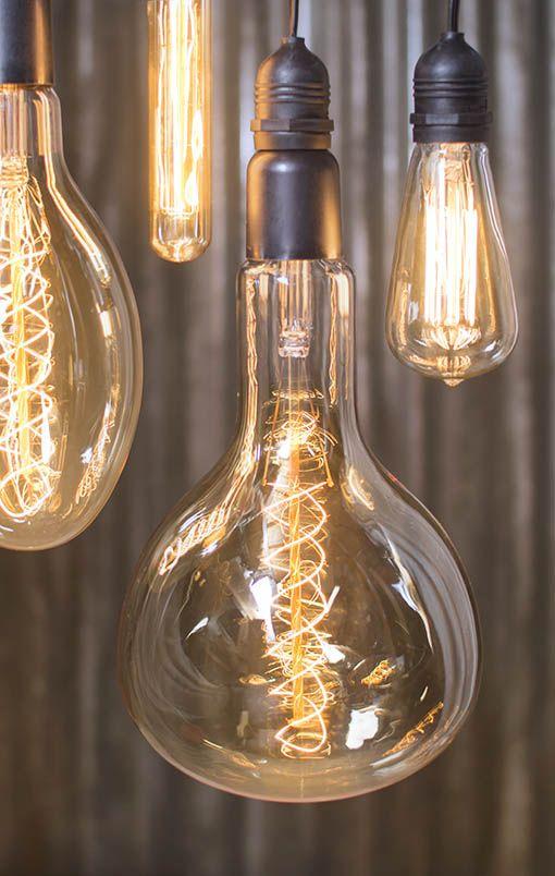 vintage lighting check out those huge edison vintage light bulbs!   15 inch nostalgic ITVGSDS