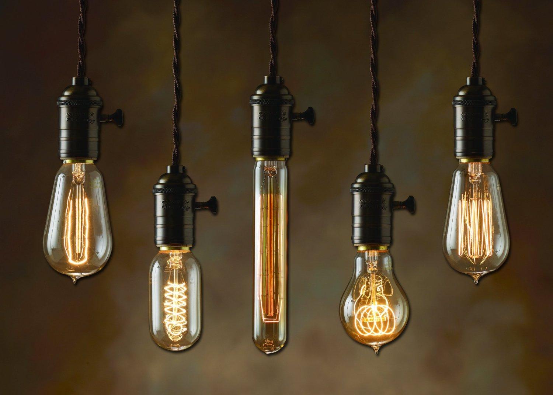vintage lighting nostalgic edison bulbs - neat shtuff | neat shtuff LSHFPNY