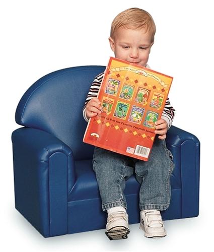 vinyl toddler chair IZOATPG