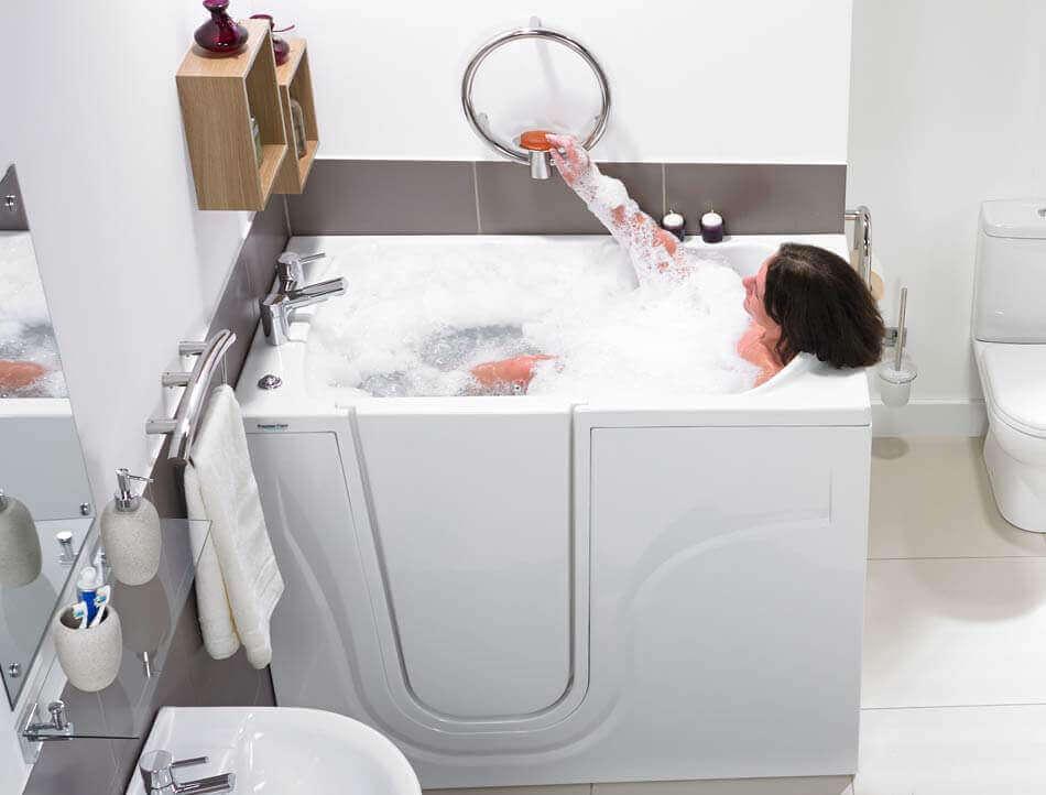 walk in baths haven walk-in bath | premier care in bathing UWRTIER