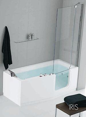 walk in baths iris walk in bath by novellini PZSVSTX
