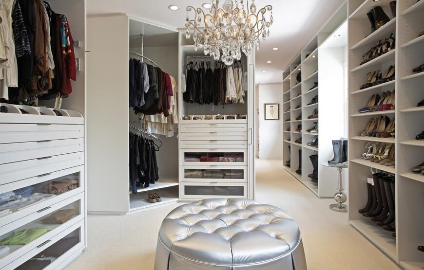 walk in closets elegant walk-in closet by lisa adams closet design. PSTPLHY