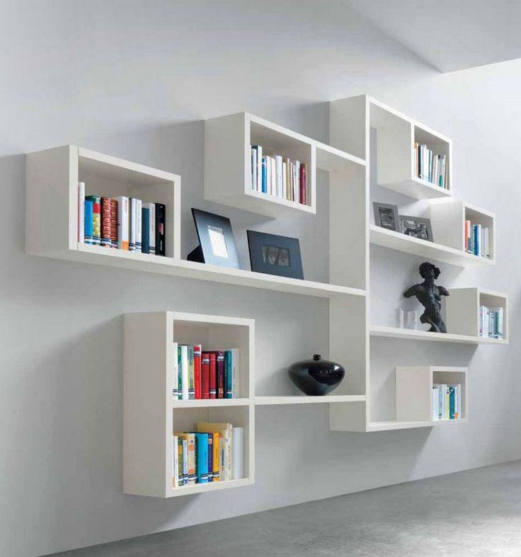wall bookshelves 26 of the most creative bookshelves designs FOJICHB