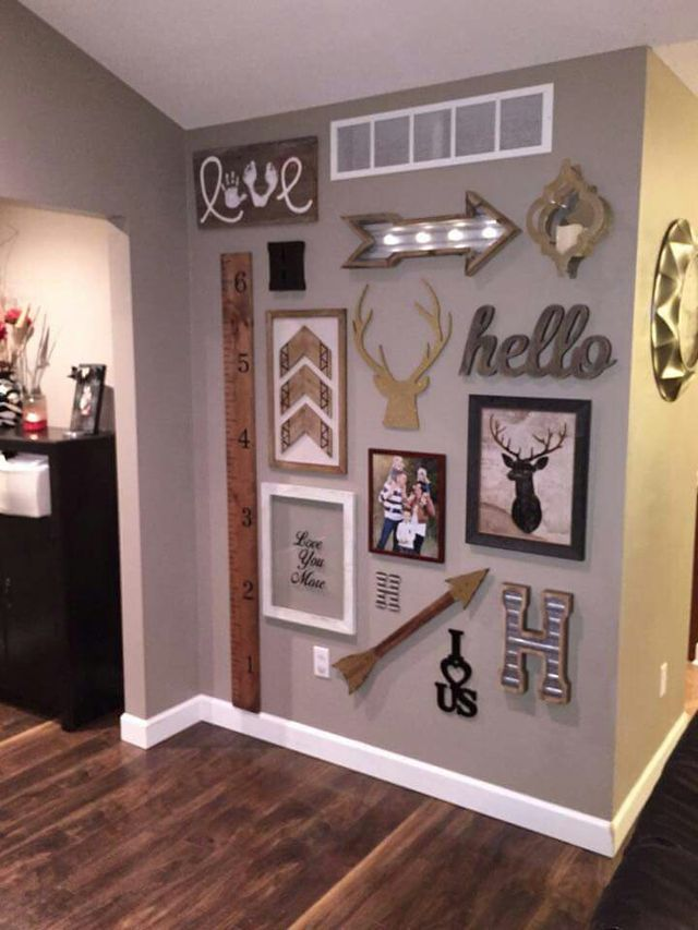 wall decor ideas 32 gorgeous gallery wall ideas that everyone in the house will love KWNKXBH