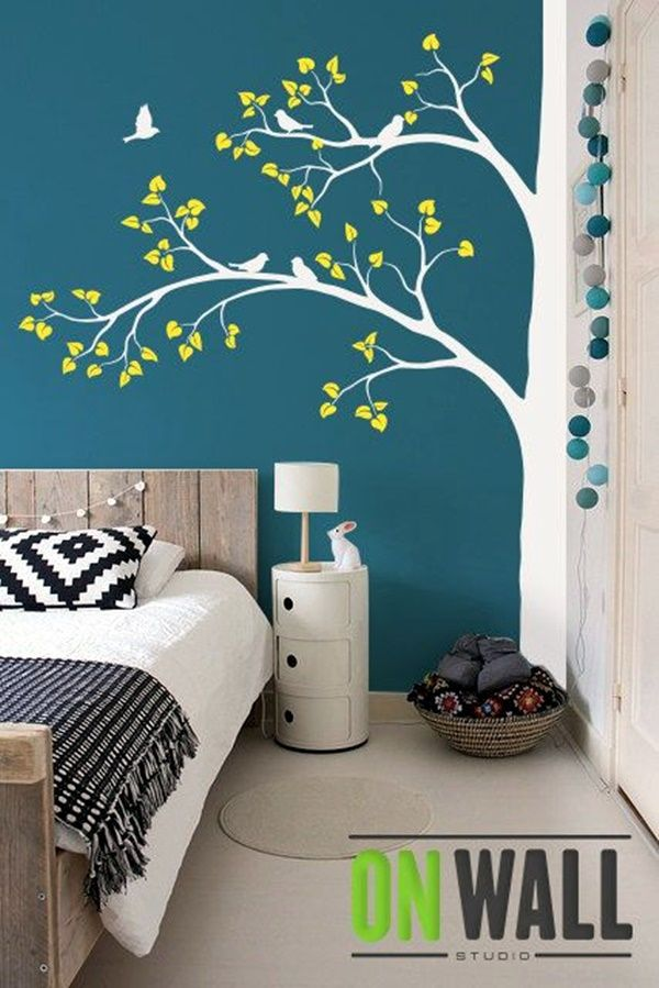 wall painting designs for bedrooms HKPZGJL