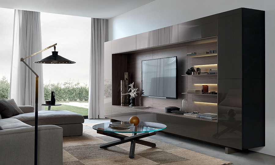 wall units, marvelous wall unit designs for living room modern wall units SHUOFPL