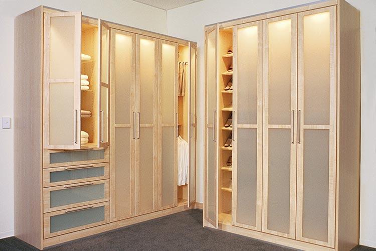 wardrobe closet design for custom wardrobe closets with frosted glass doors for custom  wardrobes KKWQLDG