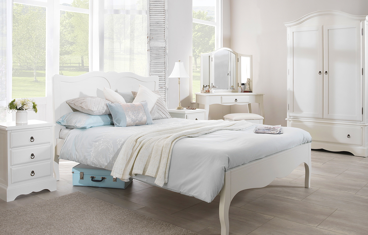 white bedroom furniture amazing bedroom with provencal white rattan bed RMQXTAE