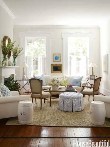 white living room ideas - white living rooms decor AEWBMFB