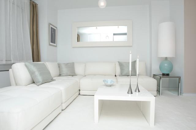 white living room white modern design contemporary-living-room XZSJVOS