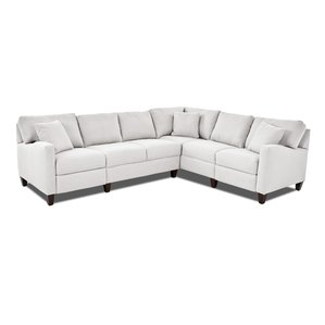 white sectional sofa white sectional sofas youu0027ll love | wayfair WMBXBRR