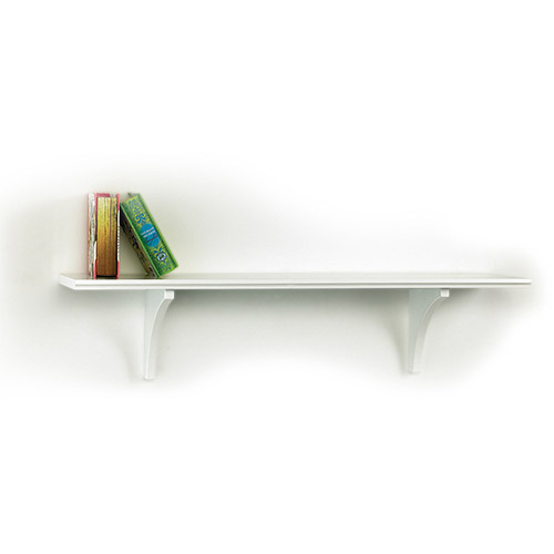 white shelf inplace shelving 16 JOGLRFQ