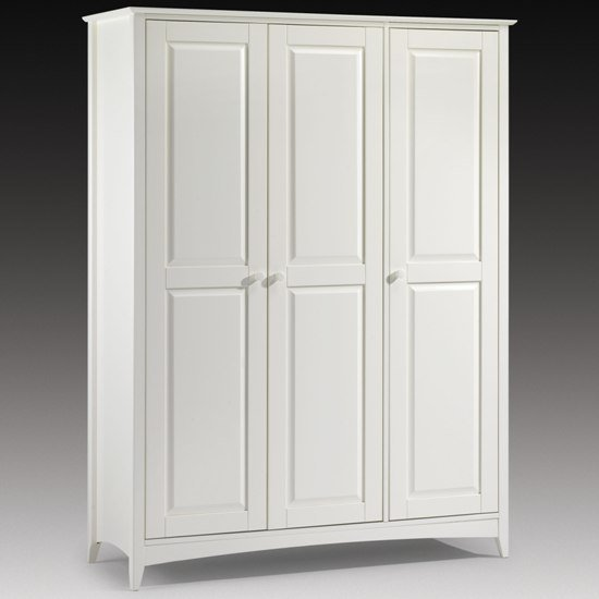 white wardrobes amani wardrobe in stone white with 3 doors IGDWZTL