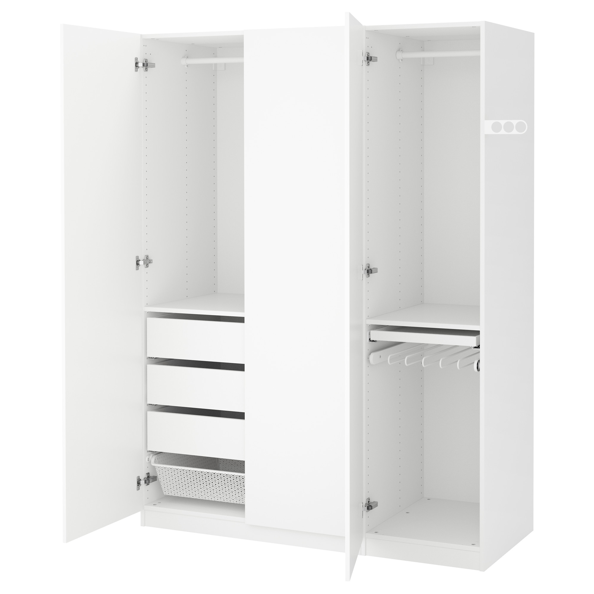 white wardrobes ikea pax wardrobe 10 year guarantee. read about the terms in the guarantee EPZVTBE