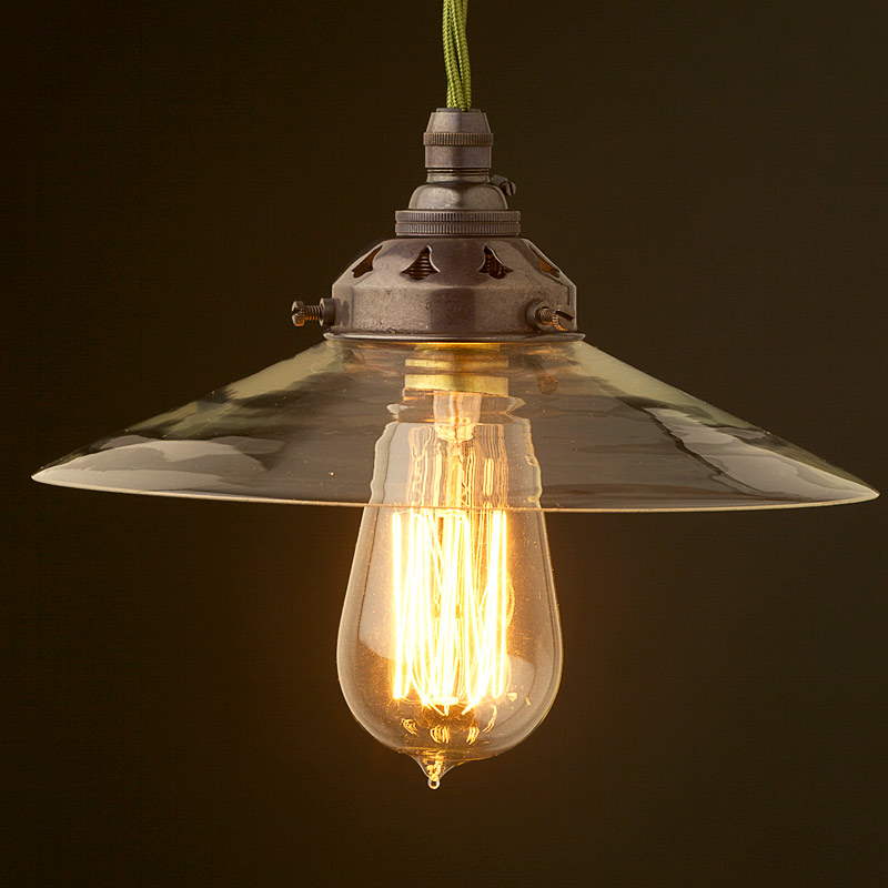Why should you go for Glass lamp shades?