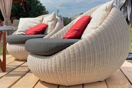 wicker furniture how to weatherproof your wicker patio furniture | doityourself.com CREVJTX
