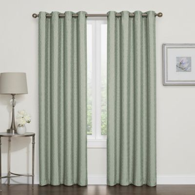 window drapes image of darcy blackout grommet top window curtain panel HIIBYBW