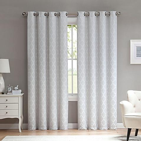 window drapes marrakesh grommet top window curtain panel MXTVFCA