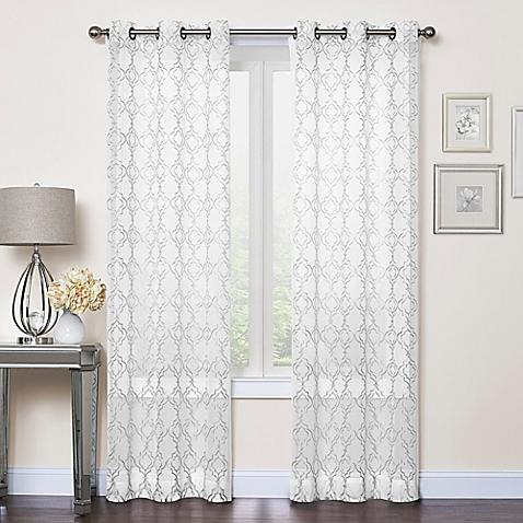window drapes window curtains u0026 drapes - grommet, rod pocket u0026 more styles - bed ILBSCMZ