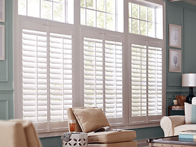 window treatment shutters NAMQTNC