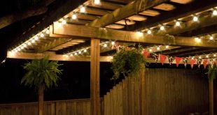 wonderful outdoor patio lights for your home design planning KAPTFHR